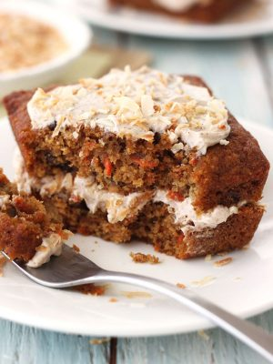 How To Bake A Toaster Oven Carrot Cake