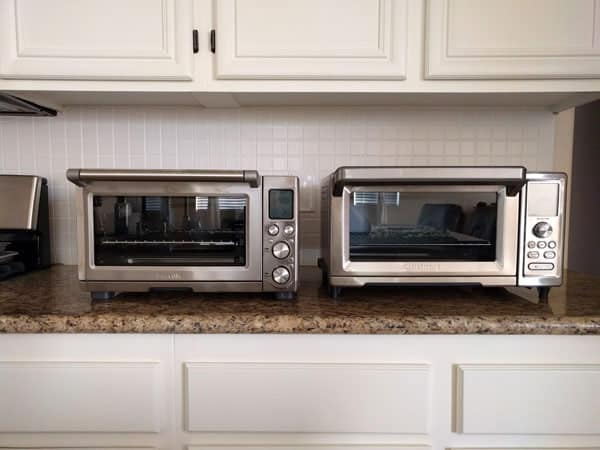 Meet the toaster ovens we use at Toaster Oven Love. Including the Breville Smart Oven Pro and Cuisinart Chef's Convection.