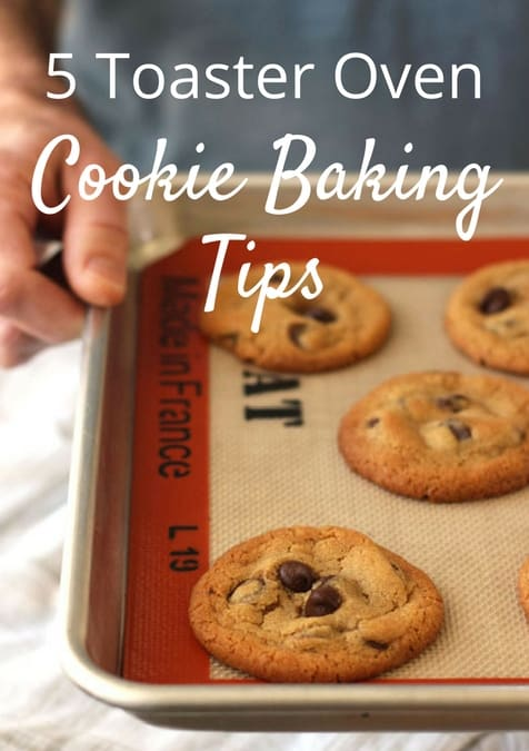 Toaster Oven Resources: Cookies Baking Tips