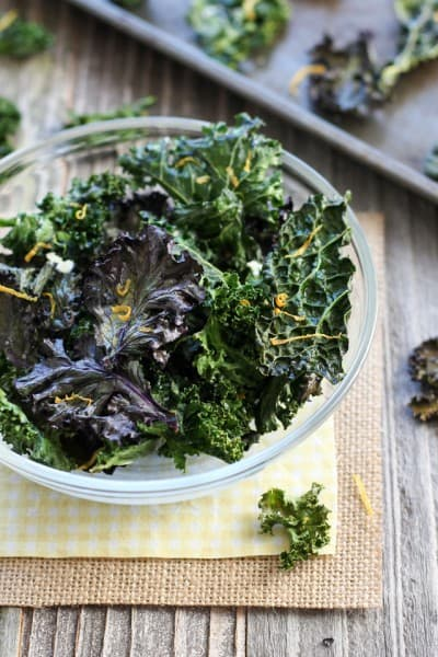 How To Make Kale Chips In A Toaster Oven