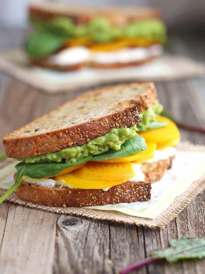 recipe: avocado and orange sandwich [6]
