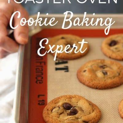 5 Tips That Will Make You A Toaster Oven Cookie Baking Expert