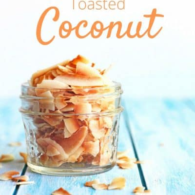 How to Toast Coconut in Your Toaster Oven