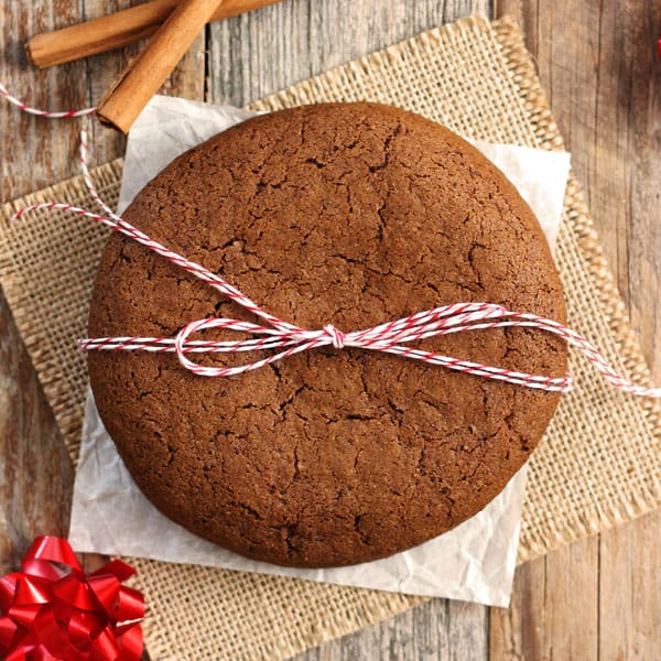 Molasses Spice Cookies for Two allow you to indulge your spicy cookie desires small batch style with this simple toaster oven recipe.