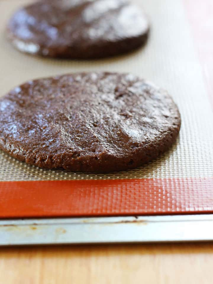 Chewy Molasses Spice Cookies for Two, indulge your spicy cookie desires small batch style with this simple toaster oven recipe.