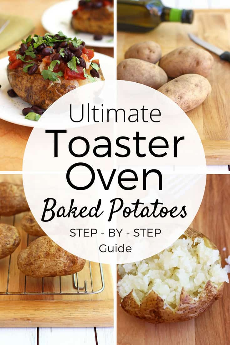 The ultimate guide to toaster oven baked potatoes ccuart Choice Image