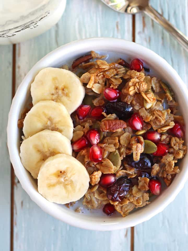 America S Test Kitchen No Stir Granola Recipe
