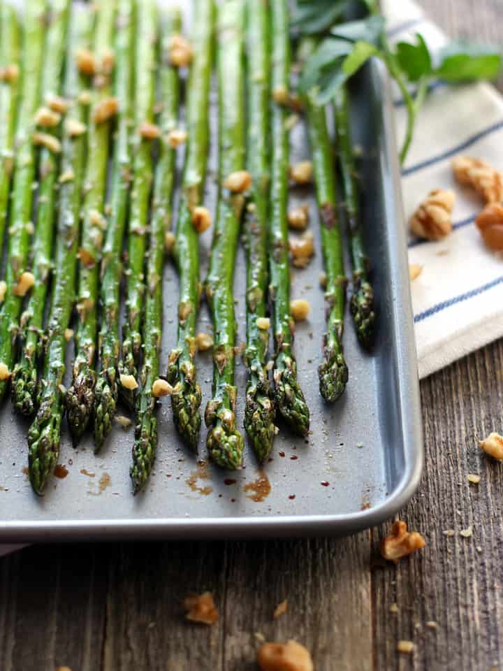 Best Asparagus Recipe Balsamic