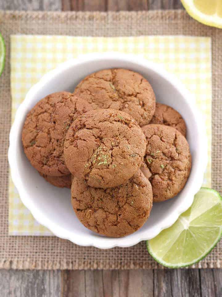 Coconut palm sugar cookie recipes