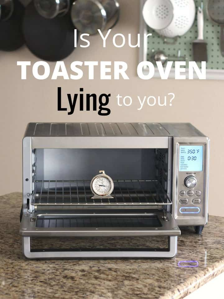 Is Your Toaster Oven Lying About It's Temperature? Find out how accurate your toaster oven's temperature is. Toaster Oven Cooking | Kitchen Hacks | Toaster Oven Temperature