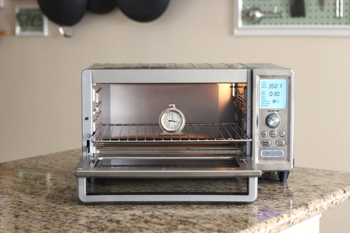 Is Your Toaster Oven Lying To You About It's Temperature? Find out how accurate your toaster oven's temperature is using a few simple tests.