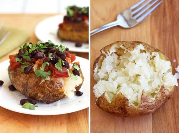 Discover the best toaster oven pans for creating dishes so delicious (like a perfect baked potato) that no one will believe you cooked in a tiny toaster oven!