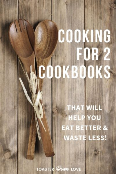 Cooking For Two Cookbooks