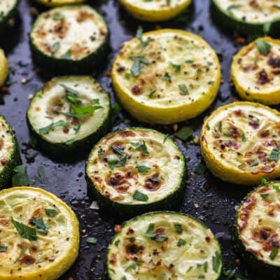 How to Broil Zucchini or Summer Squash