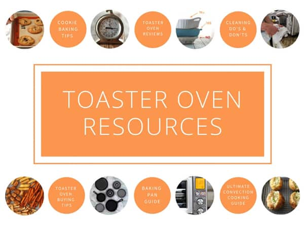 Toaster oven resources, guides, and step-by-step tutorials. Learn how convection works and what not to put in your toaster oven.