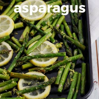 How To Roast Asparagus In Your Toaster Oven