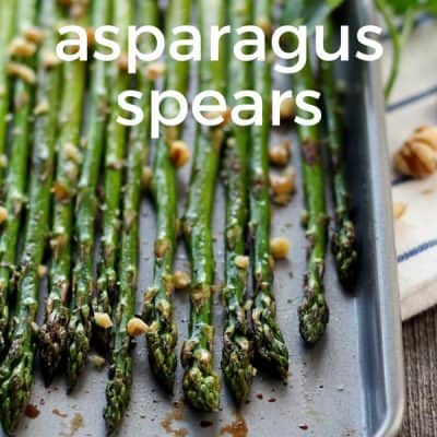 How To Roast Asparagus Spears In Your Toaster Oven