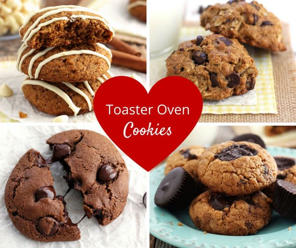 A cookies feature is something to consider when shopping for a toaster oven. You can set it to remember the time and temperature for your favorite recipe.